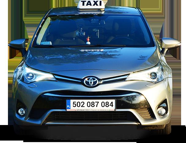 samochód Taxi Sokołów Podlaski